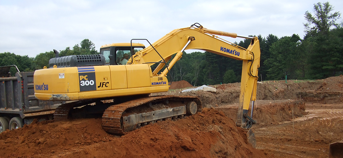 JFC Excavating | Full service excavation and site development
